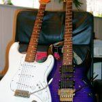 Biografie Jack Demare Fender Ibanez