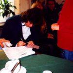 Biografie Jack Demare Autogramm