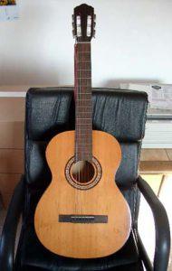 Biografie Jack Demare Akustikgitarre