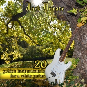20 Golden Instrumentals for a white Guitar